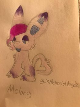 Melany by DisguiserKitty