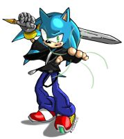 1. Sonic the Hedgehog by NextGrandcross