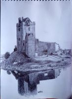 Dunguaire Castle Boli Bic by PequeCol