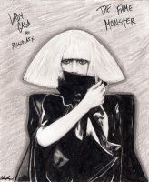The Fame Monster by xDiscoCatx