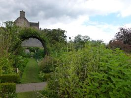 Kellie Castle Gardens by fourteenthstar