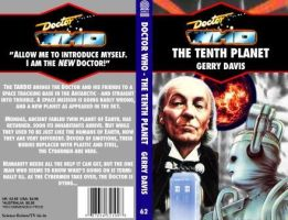 Doctor Who - The Tenth Planet by DrWho50thAnniversary
