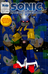 Sonic the Hedgehog #39 Mock Cover by SonicRemix