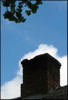 Nothing special, just an old chimney... by Yancis