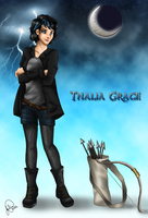Thalia Grace by juliajm15