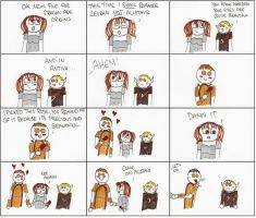 Dragon Age Origins Romance Problem by DivaXenia