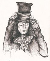 Mad Hatter by exlinum