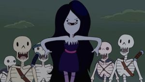 Tales From Ooo: Marceline The Tutor Part Two by Negative--Space
