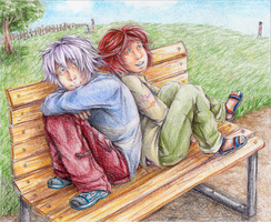 Bench by Kuumo