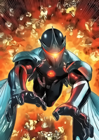 Darkhawk by Aspersio