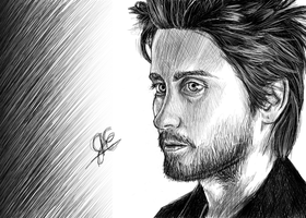 Jared Leto (Quicky) by PreAtomicist