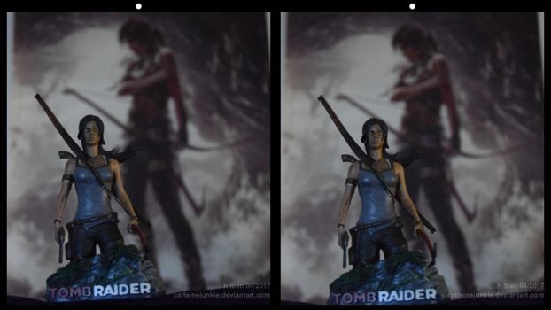 Tomb Raider Stereographic by caffeinejunkie