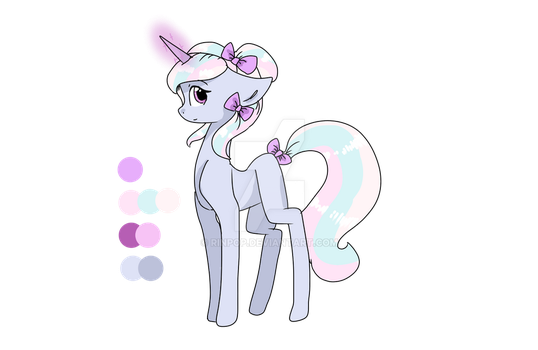 MLP Adoptable~ (CLOSED) by RinPop
