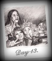 Day 13 by Tyliss