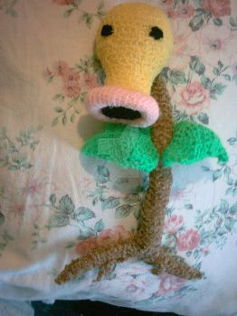 Bellsprout Doll by Teriko-Bubbles