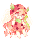 Lady bug bby boo by Mellow-Bun