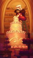 A Committed Baker by Deirling