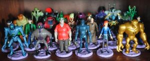 My Ben 10 Toy Collection 09-10 by miguelm-c