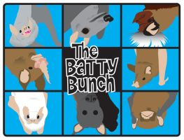 The Batty Bunch by Gr8Gonzo