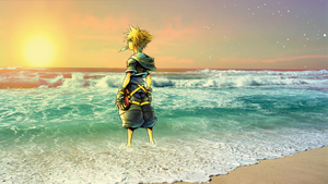 Kingdom Hearts Wallpaper by LilianaXLeilani