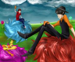 Lorax: Let it Grow by CharlieMcCarthey