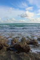Rocky Shores by Cassy-Blue