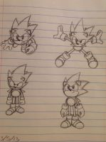 Sonic CD style practice - 3/5/13 by Jestloo