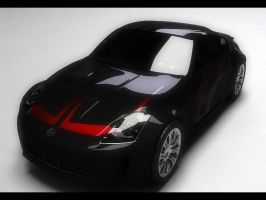 Nissan 350Z Tuning by nixaster