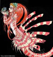 oldness - lionfish by thedancingemu