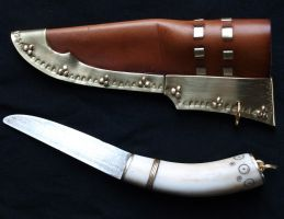 smal viking knife 2 by DarkSunTattoo