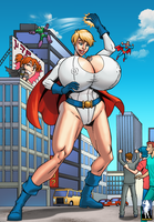 Way More Powerful Girl by giantess-fan-comics