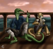 request - brothers-in-arms by kaleadora