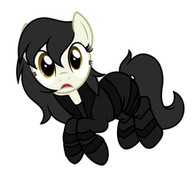 Agent Warren (ponified) by SeekerOfDestiny