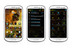 Neon Color Theme Update CM10.1 by nitinvaid20