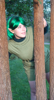 Saria Cosplay - Ocarina of Time by WildTigerCosplay