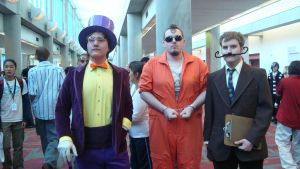 SuperJail at Fanime by Hi3ei