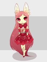 ADOPT: Blood Valkyie [CLOSED] by L1SKA