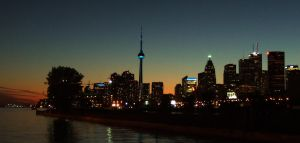 Toronto Evening 1 by PaulRokicki