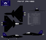 NLRAF PK-430 Experimental Fighter by lonewolf3878