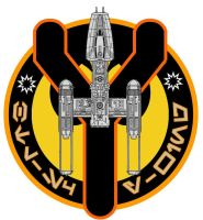 BTL-S4 Y-Wing Flight Patch by viperaviator