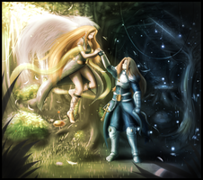 Forest of Eden by HaruCore