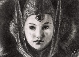 Star Wars - Queen Amidala by Anelle-L