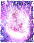 Lopunny uses cosmic power by PlatinaSena