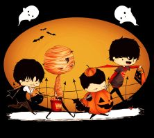 Trick-or-Treat! by KaylaBeeMarie