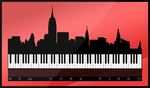 New York Piano Logo by InterGlobalFilms