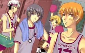 Fruits basket -GO KAIBARA HIGH by Nekozumi