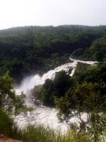 Murchison Falls -Uganda by flashflowers