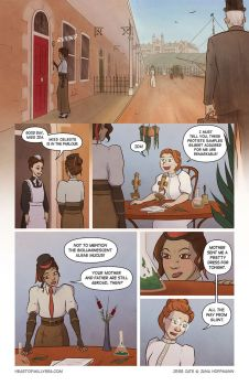 Heart of Millyera - Chapter 2 - Page 23 by Nuriet