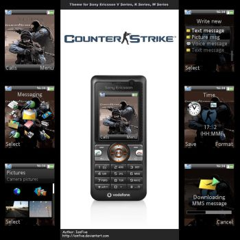 Counter-Strike Sony Theme by IonFive