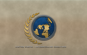 United Earth Logo v3 by Majestic-MSFC